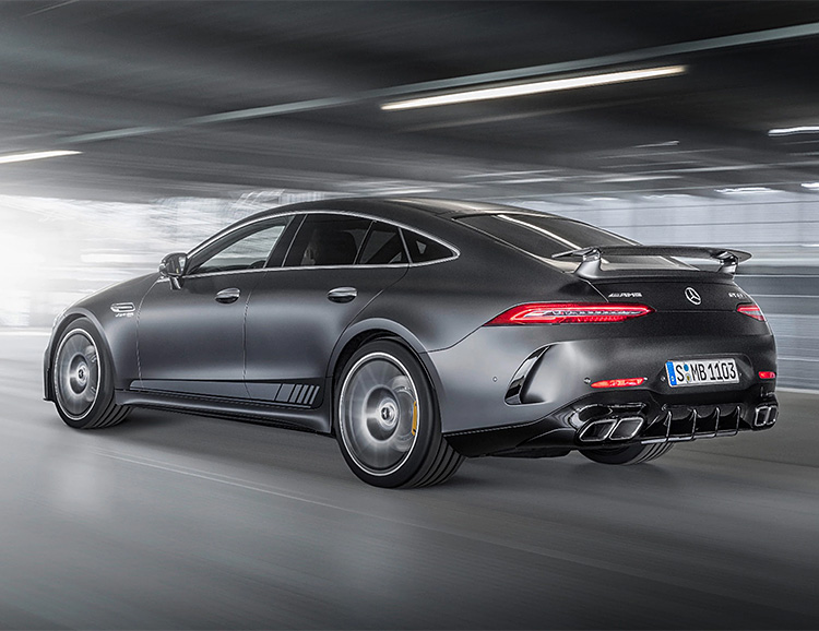 Mercedes Introduces AMG GT 63 S 4MATIC+ Edition 1 at werd.com