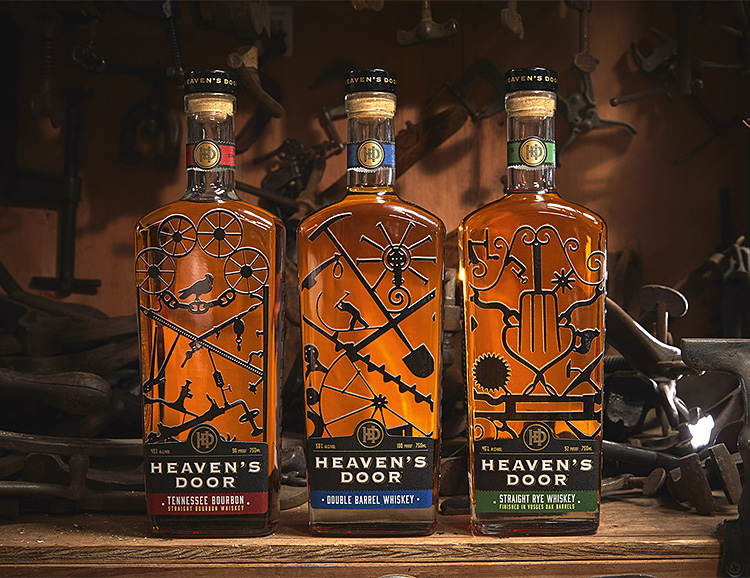 Bob Dylan Launches Signature Whiskey Brand at werd.com
