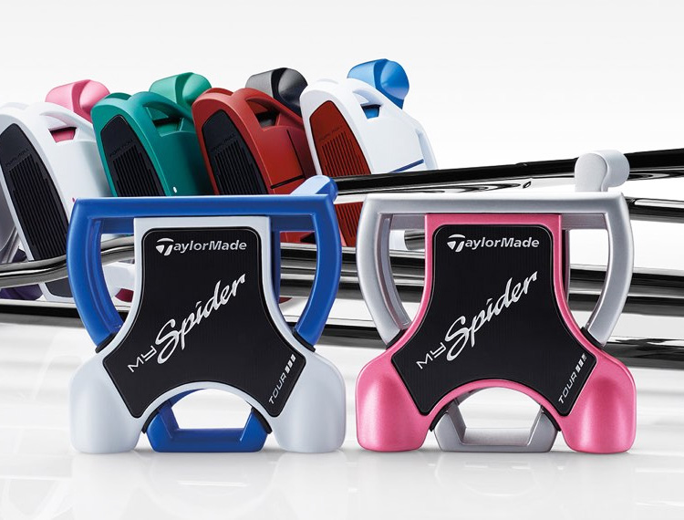 Build Your Custom Putter On TaylorMadeGolf.com at werd.com