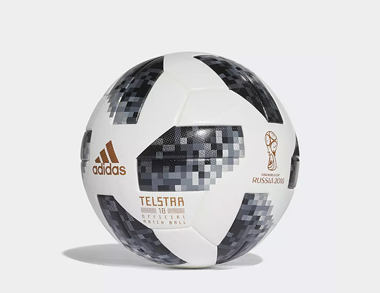 Adidas Drops NFC-Enabled Official World Cup Game Ball at werd.com