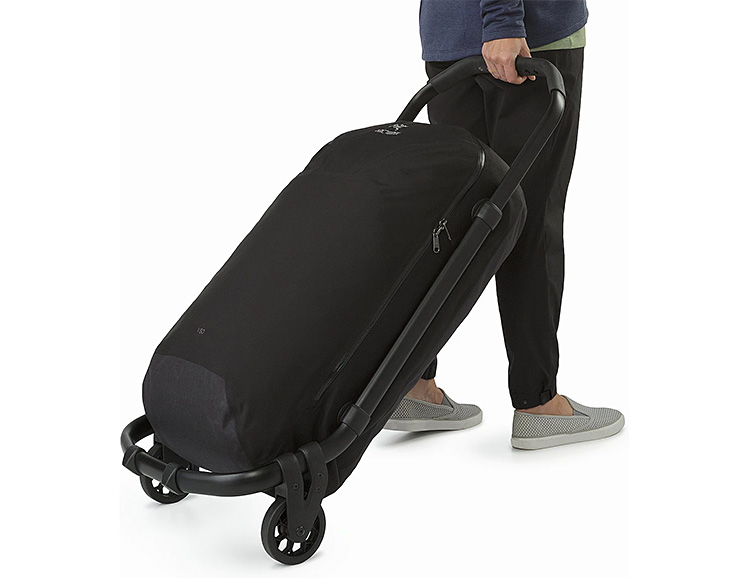 Arc'Teryx Rolls Out a Travel Bag Like Nothing You've Seen Before at werd.com