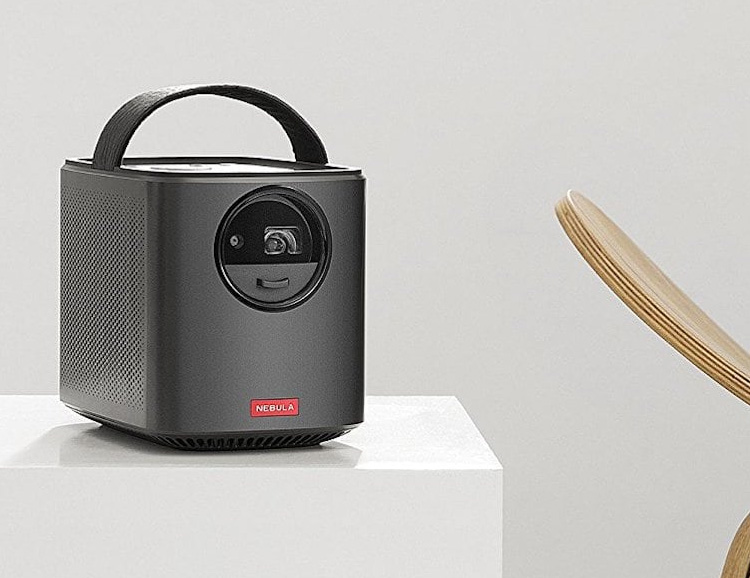This Android Portable Projector Plays All Kinds Of Content at werd.com