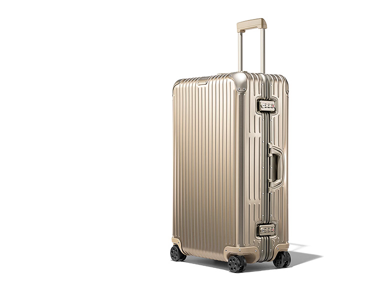 Rimowa Introduces an Updated Trio of Its Iconic Suitcases at werd.com