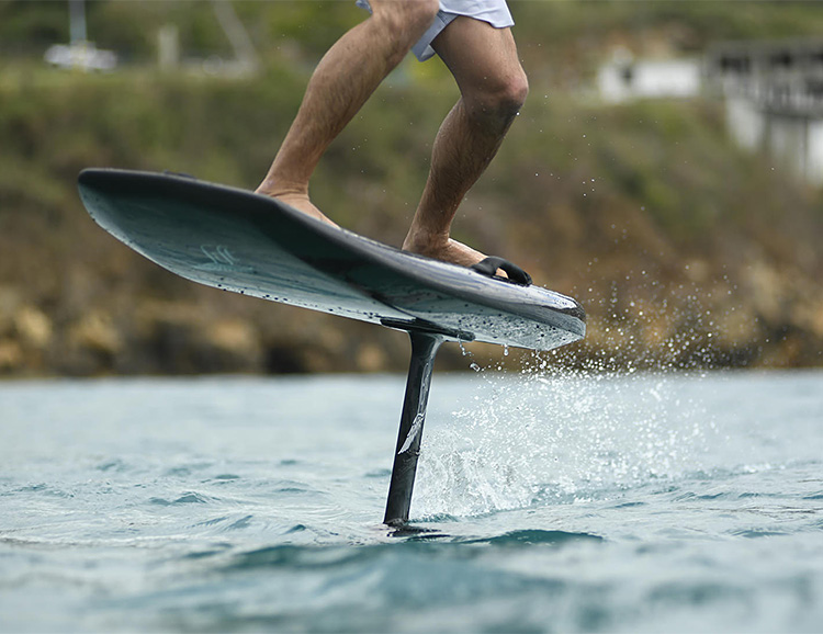 eFoil is the Electric Watercraft We've Been Waiting For at werd.com