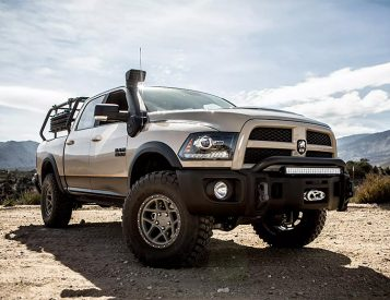AEV's Recruit Conversion Kit Turns Your Ram 1500 into an Off-Road Beast