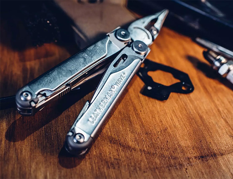 Leatherman's Wave+ Is An Update To Their Most Popular Multitool at werd.com