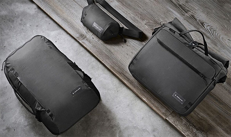 Heimplanet Introduces Transit Line Travel Bags at werd.com