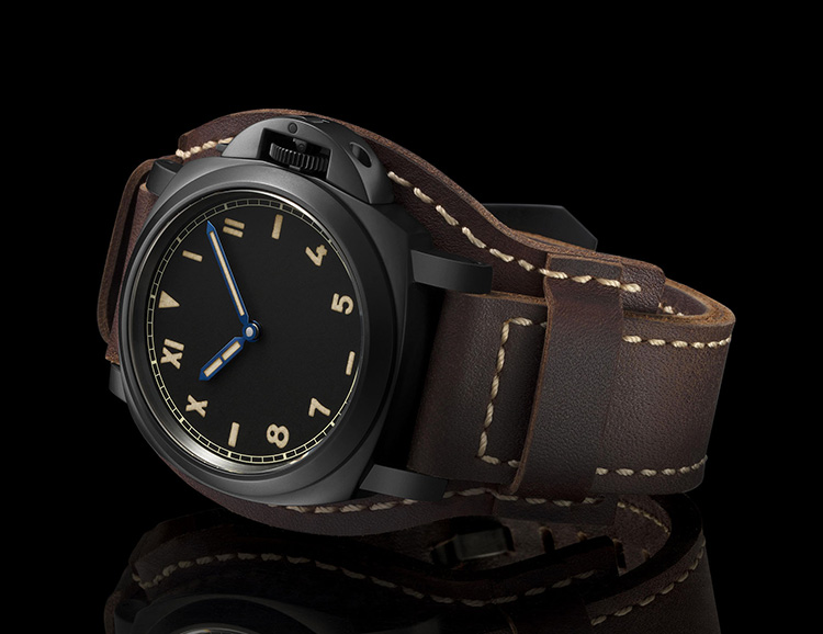 Panerai Introduces a New California Luminor Chrono at werd.com