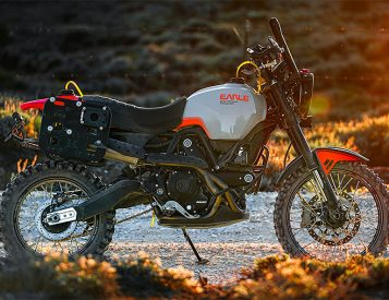 Earle Motors' Alaskan is Built for the Off-Road Adventure of a Lifetime
