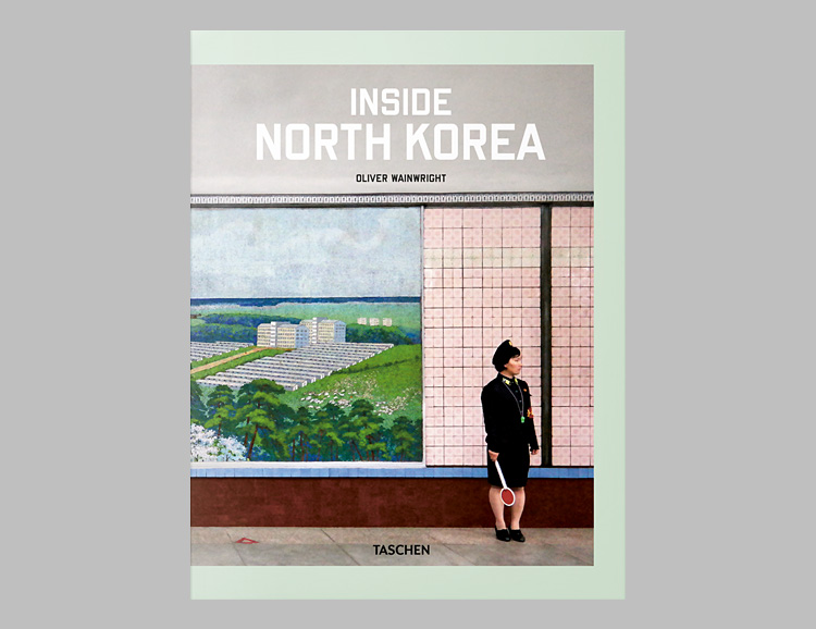 Take A Look Behind The Razor Wire: <i>Inside North Korea</i> at werd.com