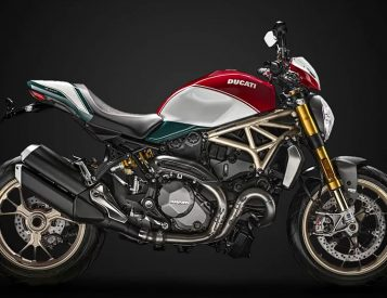 The Ducati Monster 1200 Turns 25 & Gets A Special Edition