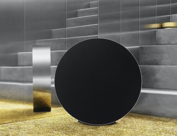 Bang & Olufsen Introduce Giant, Gesture-Controlled Beosound Edge Home Speaker