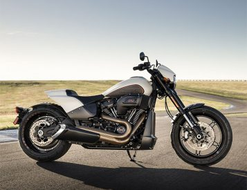 Harley-Davidson Fires Up Drag-Inspired 2019 FXDR 114
