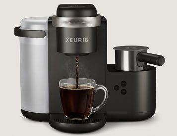 Keurig Introduces K-Café Cappuccino Maker