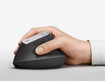 Logitech Introduces MX Vertical Mouse