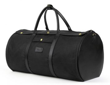 The Malle Rally Duffel is Built for Long Miles & Wet Weather