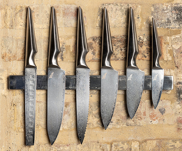 Shiroi Hana is the Ultimate Chef Knife Collection at werd.com