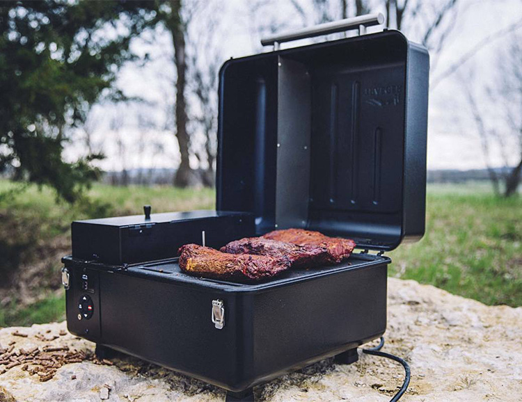 Traeger Introduces the Portable Ranger Grill at werd.com
