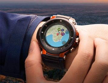 Casio Introduces Dual-Display WSD-F30 Pro Trek Smart Watch