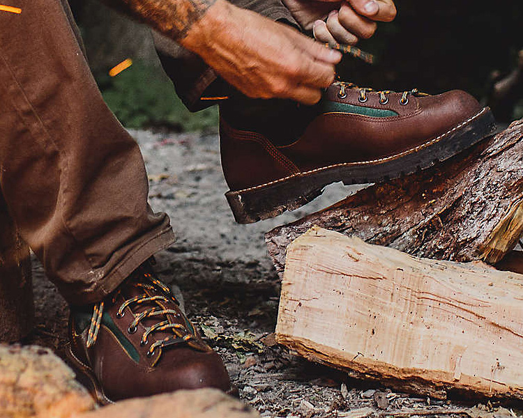 Danner & Orvis Create a Classic Collab Boot at werd.com
