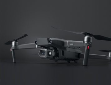 DJI's Mavic 2 Pro Drone Has a Hasselblad Camera