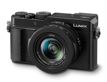 Panasonic Introduces Upgraded & Updated Lumix LX100 II