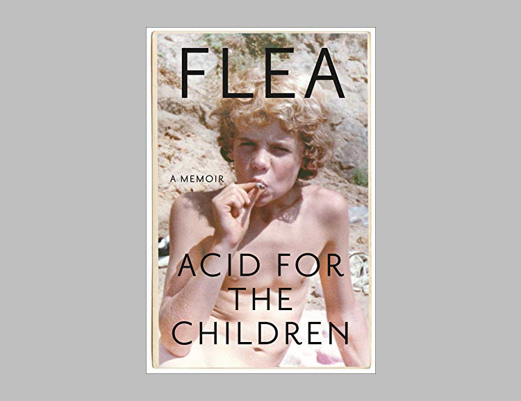 <i>Acid For The Children: A Memoir</i> by Flea at werd.com