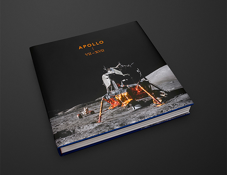 An Apollo Mission Photo Book Celebrates The Moon Landing 50 Years Later at werd.com