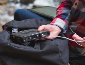GoalZero's Sherpa 100AC is a Pro-Grade Travel Power Bank