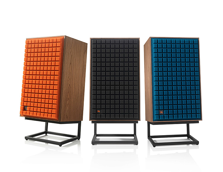 JBL's L100 Classic Revives the Brand's Most Iconic Speaker at werd.com