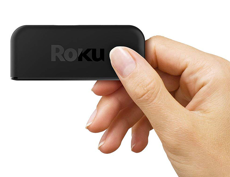 Stream 4K for Forty Bucks with Roku Premiere at werd.com