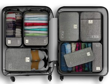 Vasco Travel Cubes Easily Organize Your Luggage
