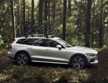Volvo's V60 Cross Country Is Off-Road Ready