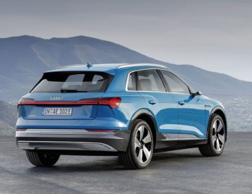 Audi Introduces All Electric e-tron SUV for 2019