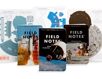 Field Notes' 3 Missions Pack Come with a Special Surprise