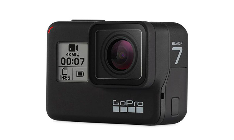 The Hero7 Black is GoPro's Most Advanced Camera Yet at werd.com