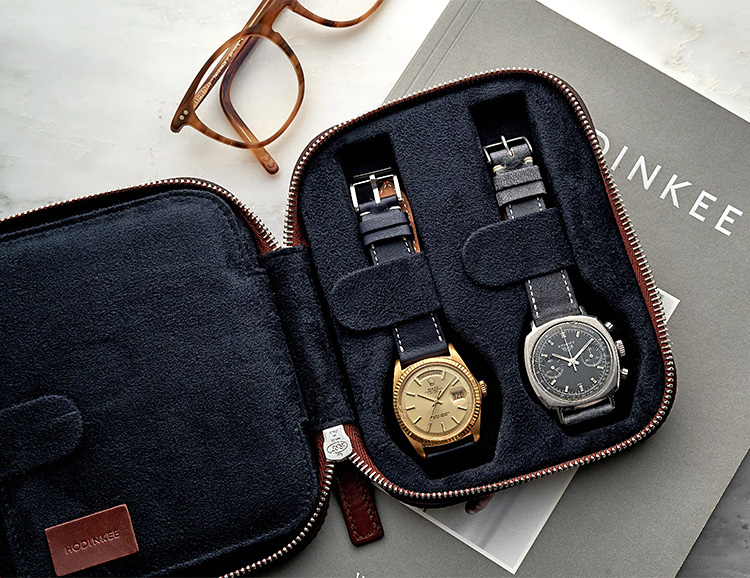 You Travel In Style, Your Watches Should Too at werd.com