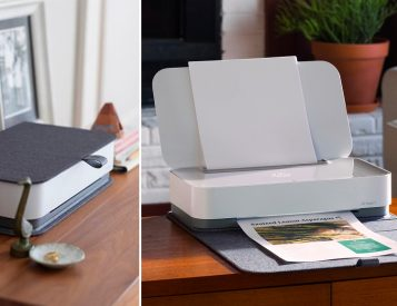 HP's Voice-Controlled Tango Printer Looks Like a Book