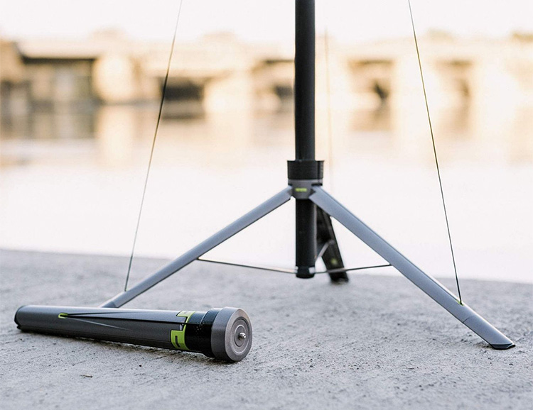Lumapod is the Tripod You'll Never Leave at Home at werd.com