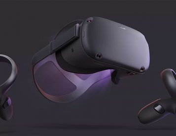 Oculus Quest VR System is Made For Gaming