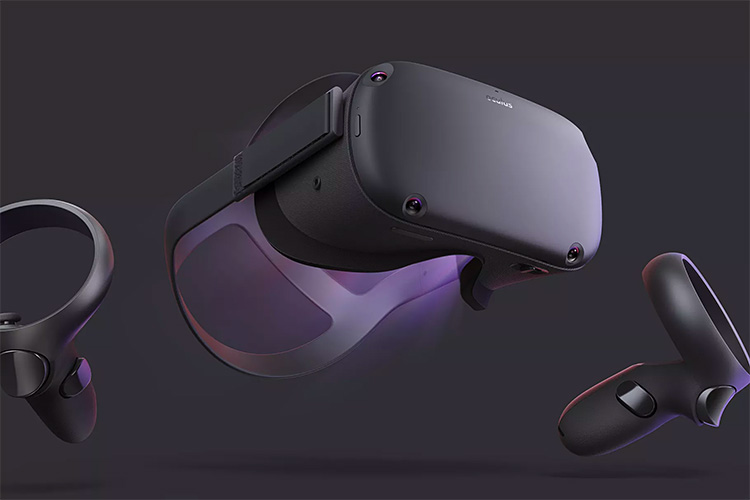 Oculus Quest VR System is Made For Gaming at werd.com