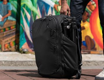 This Travel Pack is Versatile with a Capital V