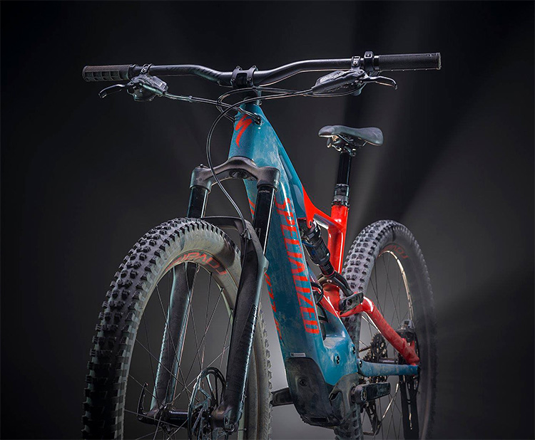 The New Specialized Turbo Levo is the Brand's Best E-Assist Bike Yet at werd.com