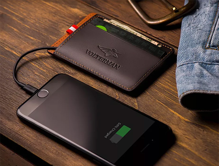 Volterman, the World's Most Powerful Smart Wallet at werd.com