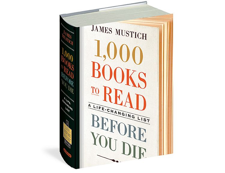 1,000 Books to Read Before You Die: A Life-Changing List at werd.com