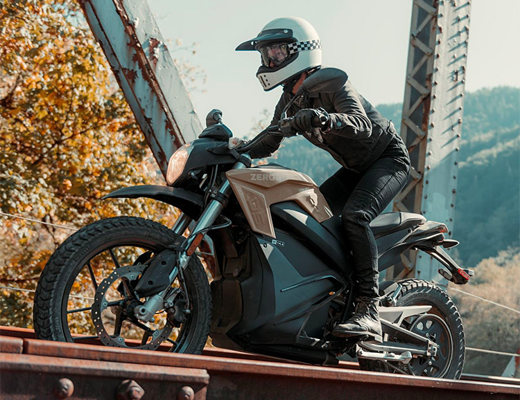 Zero Motorcycles Still Killing The Game for 2019 at werd.com
