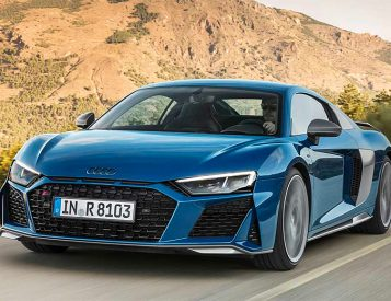 For 2019, the Audi R8 is Even Sicker