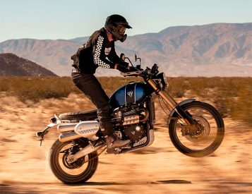 Triumph Rolls Out A Shred-Ready 1200cc Scrambler