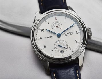 The Bremont Supersonic Celebrates An Aviation Icon
