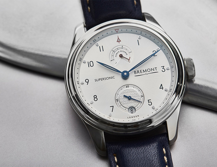 The Bremont Supersonic Celebrates An Aviation Icon at werd.com